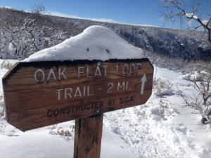 Oak-Flat-Loop-Trail-Black-Canyon-Montrose